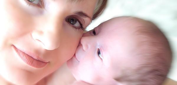 Здравето и външният вид на майката